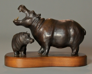 Hippo Mama